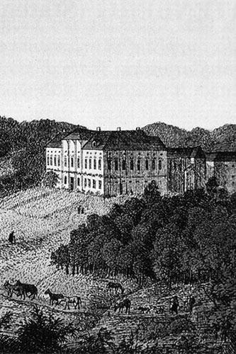 Zgodovina dvorca Štatenberg