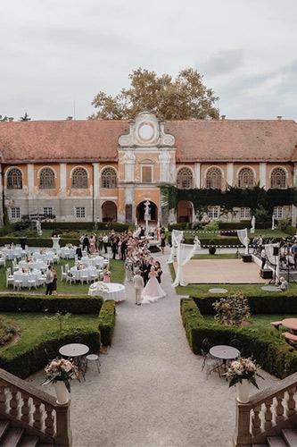 Poročno slavje na dvorcu Štatenberg