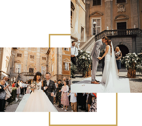 Poroka na dvorcu Štatenberg