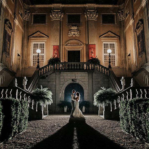 Poroke na dvorcu