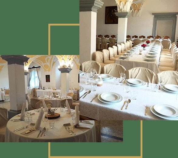 Restavracija dvorec Štatenberg